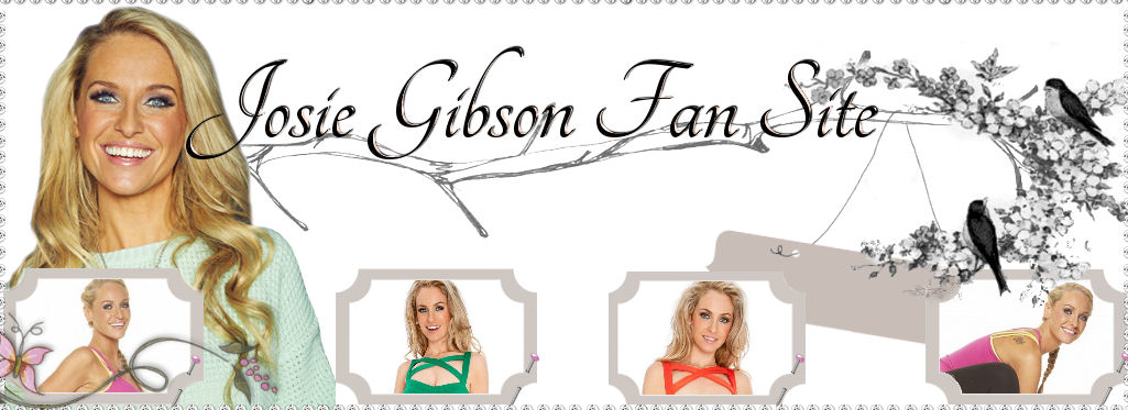 Josie Gibson Official Fan Site