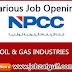 Various Job Opening at NPCC - UAE