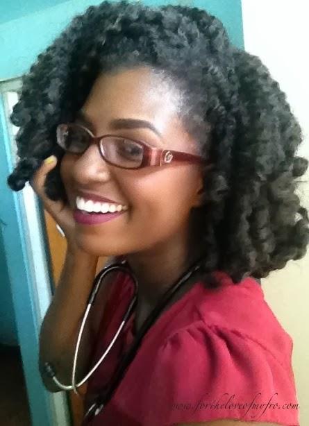 Crochet Braids With Marley Hair Protective styling - crochet Wavy Hair Tumblr Back Of Head