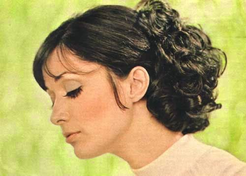 Mod and Mint: Vintage Spring Hair Styles from the 1970s
