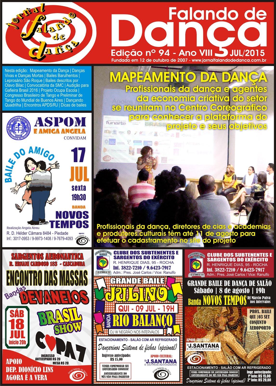 Leia on line a ed 94 (Julho/2015)