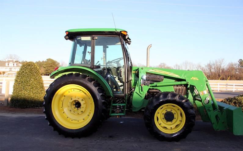 John Deere Tractor Air Conditioners : John deere eur tractors trucks pewsey
