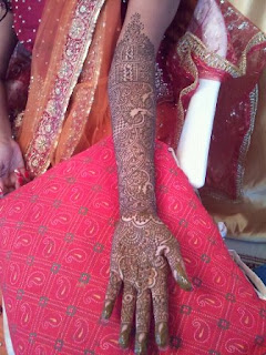Exclusive Hand Mehndi Designs 2013-14