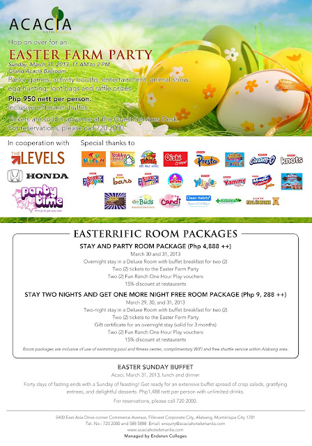 Easter Egg Hunting Events 2013 Manila