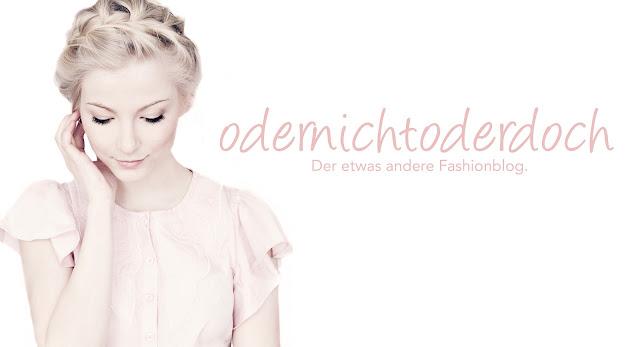 OderNichtOderDoch - Joana Gröblinghoff Blog