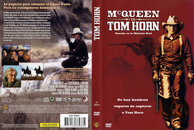 Tom Horn | 1980: Caratula, cover, dvd