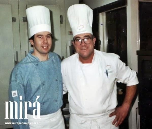 La cocina es una escuela y hasta los clientes te ense an for Cocina 9 ariel rodriguez palacios facebook