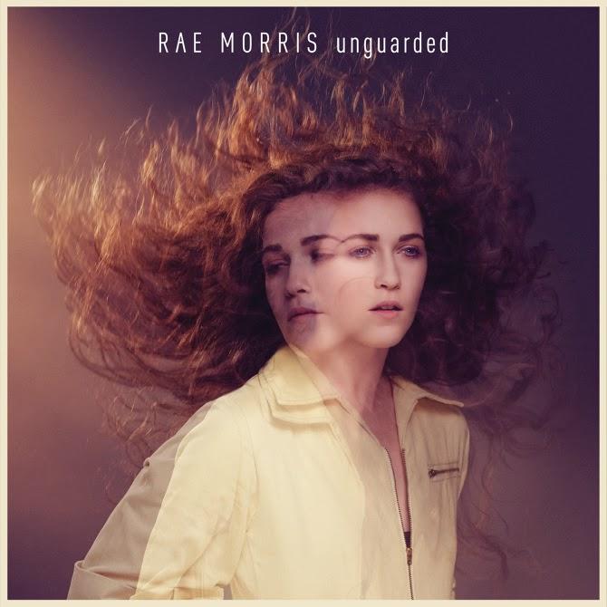 Unguarded de Rae Morris - Gostei da Capa #1