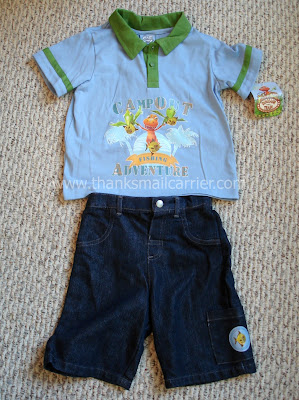 Dinosaur Train clothes