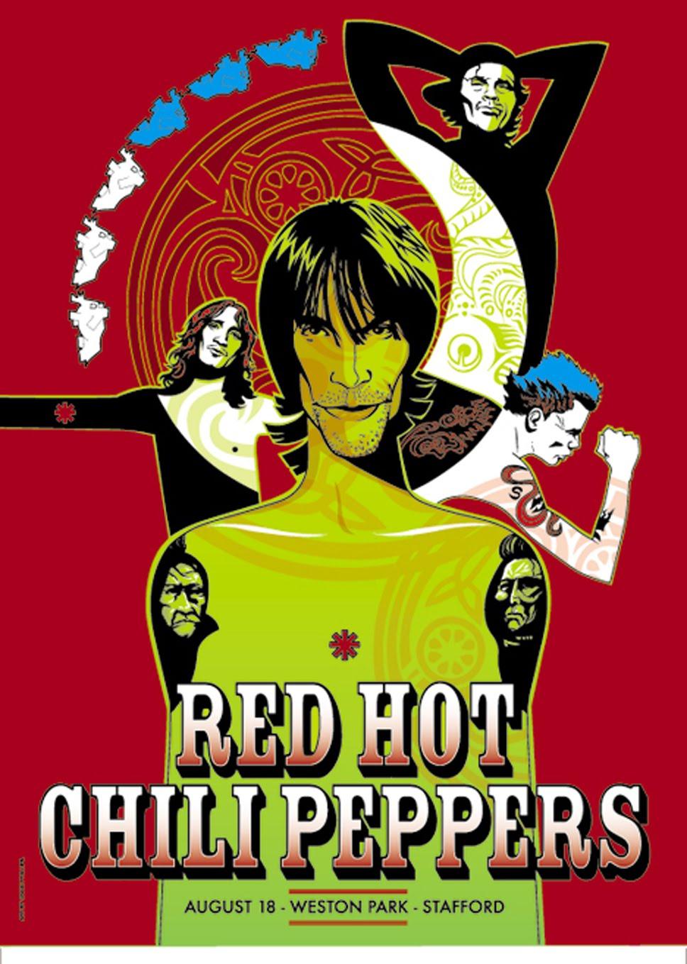 Inside The Rock Poster Frame Blog New Foo Fighters