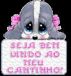 ♥bem vinda ao meu blog!!