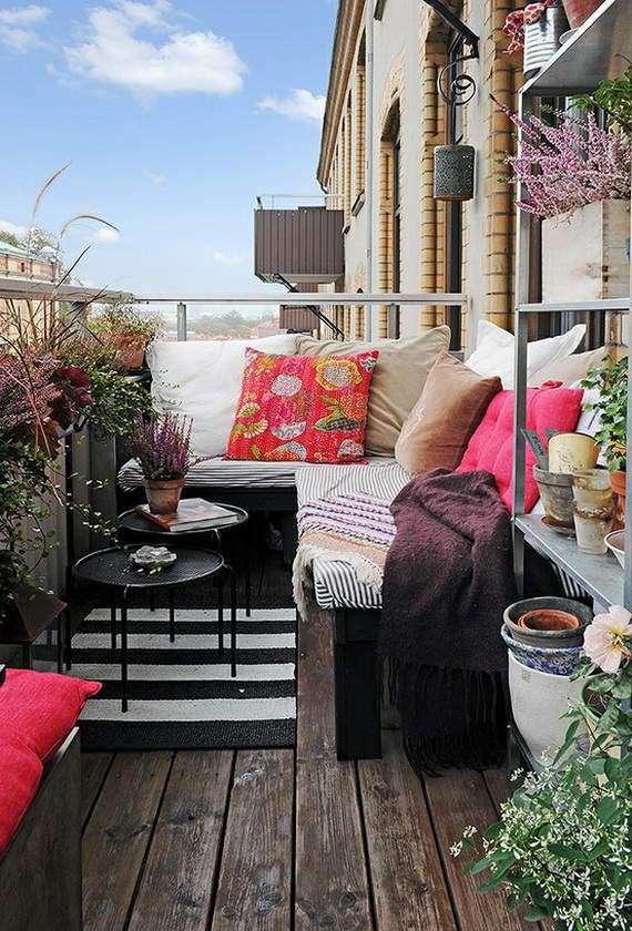 My littel balcony   architettura e design a roma