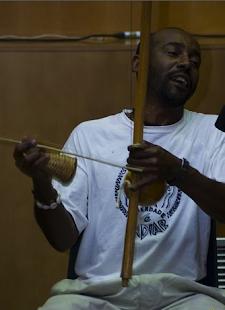 Mestre Dirceu de Angola (RJ)