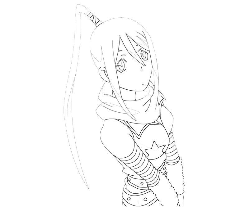 printable-soul-eater-tsubaki-nakatsukasa-profil-coloring-pages