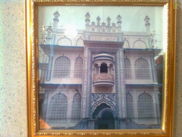 Nim Tali Masjid - Varanasi - UP4