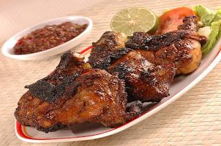 Ayam Bakar Kalsan Khas Jawa