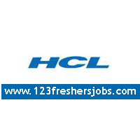 HCL Off Campus Drive 2015