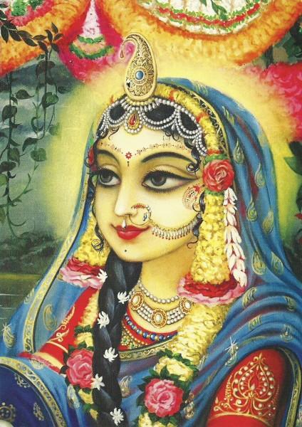 Radharani SREERADHA MOHAN: Shree...