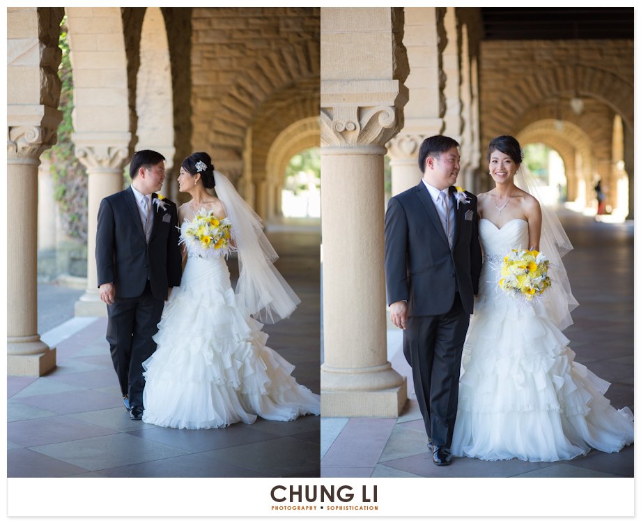 stanford church wedding