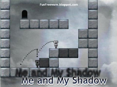 Free Libre Puzzle/Platform Game - Me and My Shadow Screenshot image