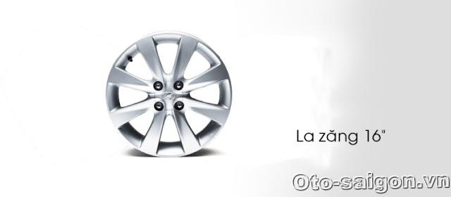 Xe Hyundai Accent Hatchback 5 cua 2014 11 Xe Hyundai Accent Hatchback 5 cửa 2014