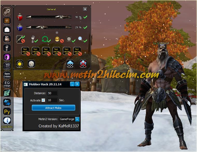 Metin2 m2k-Mod Multihack 7x Hilesi 07.12.2014