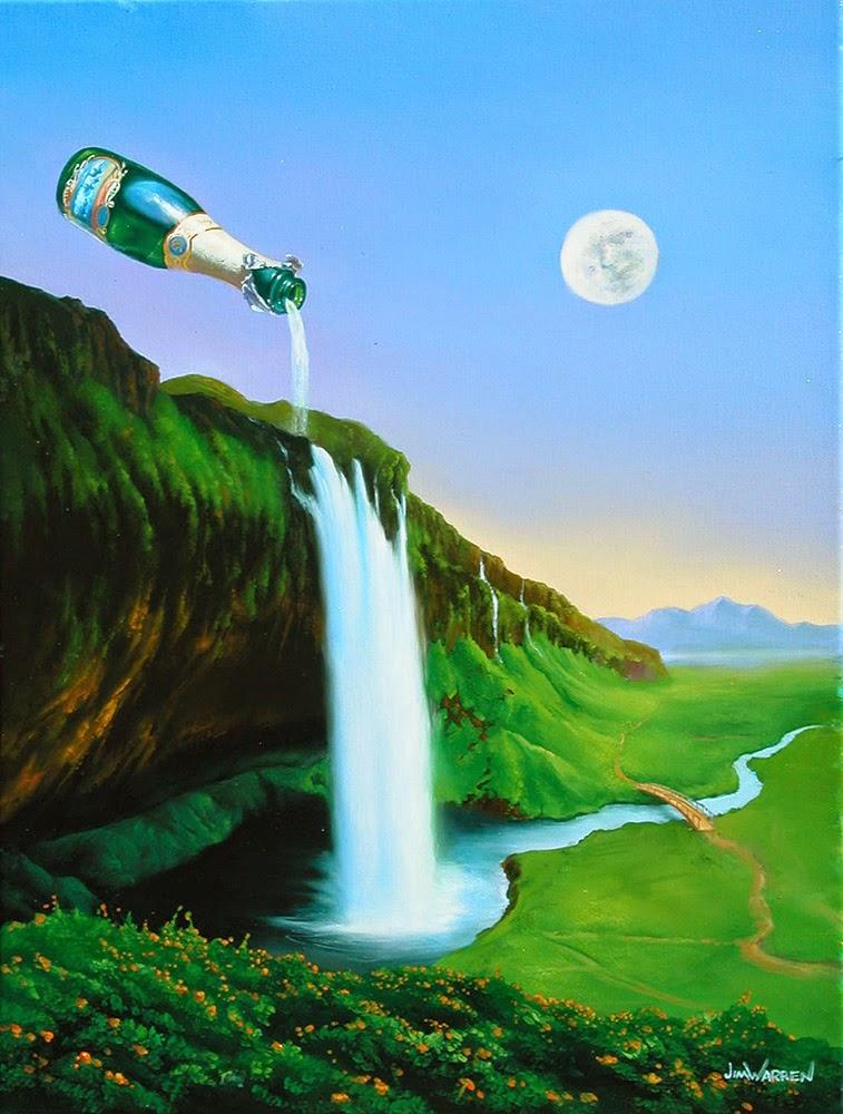13-Celebrate-Life-Jim-Warren-The-Surreal-Art-of-Dreams-www-designstack-co