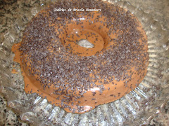 Brigadeirão Rápido - Nutella c Doce de Leite