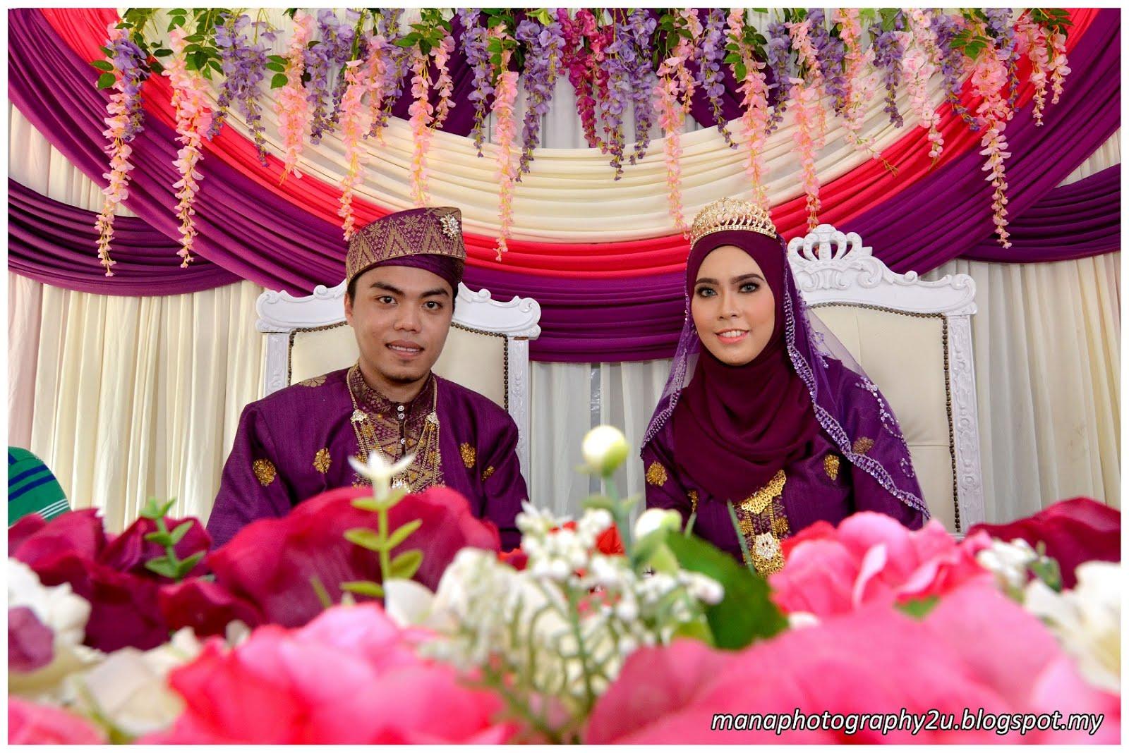 28/5/16 - Majlis perkahwinan Razzi & Athira