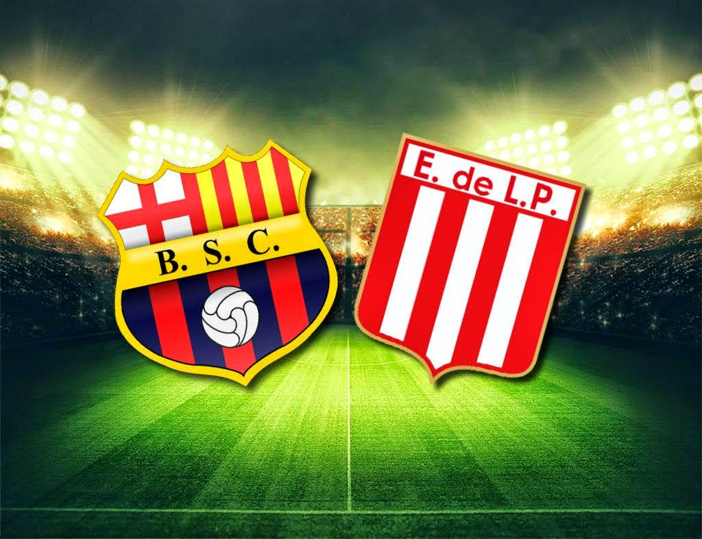 barcelona vs estudiantes por internet
