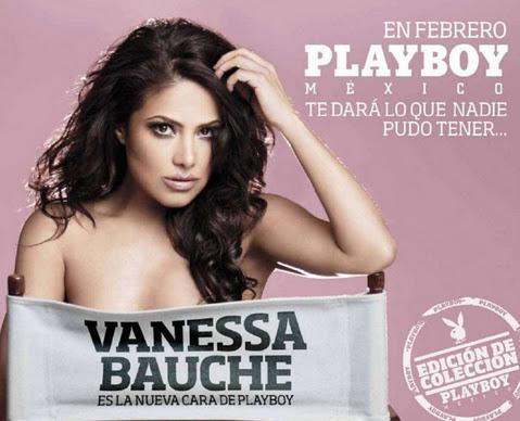 Vanessa Bauche Revista Payboy Mexico Febrero 2012