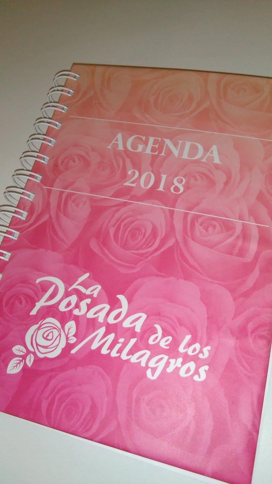 Agenda de La Posada de los Milagros