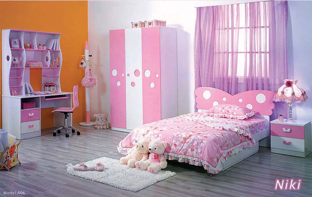 More Ideas for Little Girls Bedrooms – decoration ideas photos ...