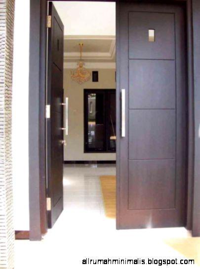 pintu utama rumah minimalis design rumah minimalis