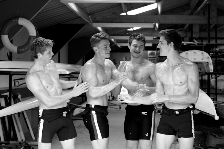 Warwick University Naked Rowing Team