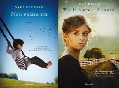Il blog di pupottina una spiaggina di libri da consigliare for Bei romanzi da leggere