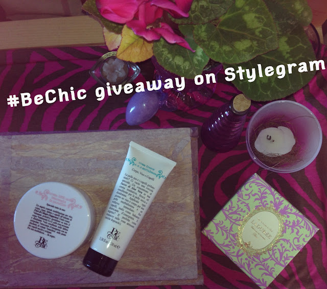 giveaway creme be chic