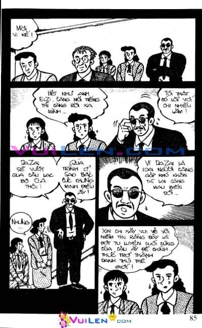 Jindodinho - Đường Dẫn Đến Khung Thành III  Tập 44 page 85 Congtruyen24h