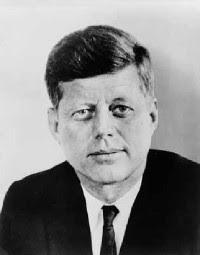 Famous American John Kennedy