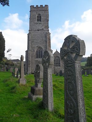 St. Winnow church, Cornwall