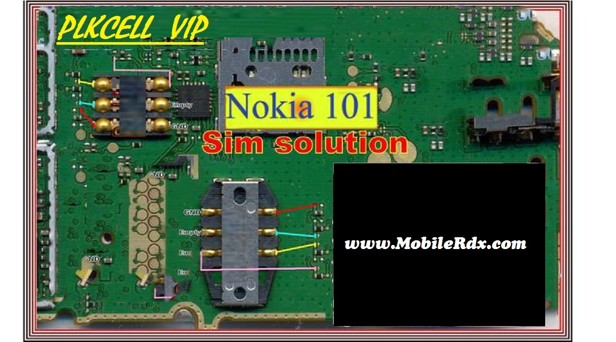 Nokia 101 Insert Sim Jumper Problem Solution