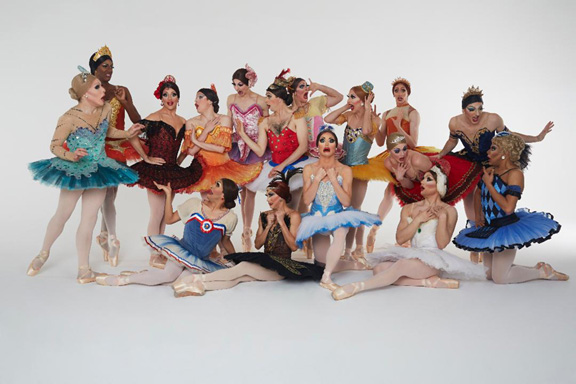 Les Ballets Trockadero de Monte Carlo to perform at Rozsa Saturday, Feb. 16