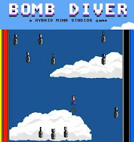 Bomb Diver walkthrough.