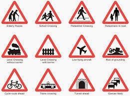 Peraturan lalu lintas adalah