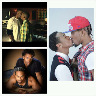 Gay black couples movies