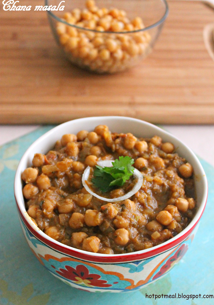 how to cook soaked chickpeas in pressure cooker