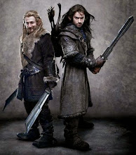 Kili & Fili The Hobbit Movie