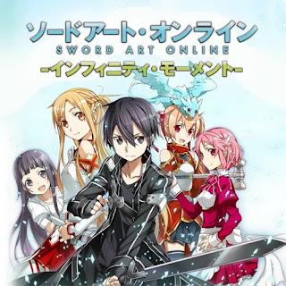 Sword Art Online -Infinity Moment OST (1 Link)