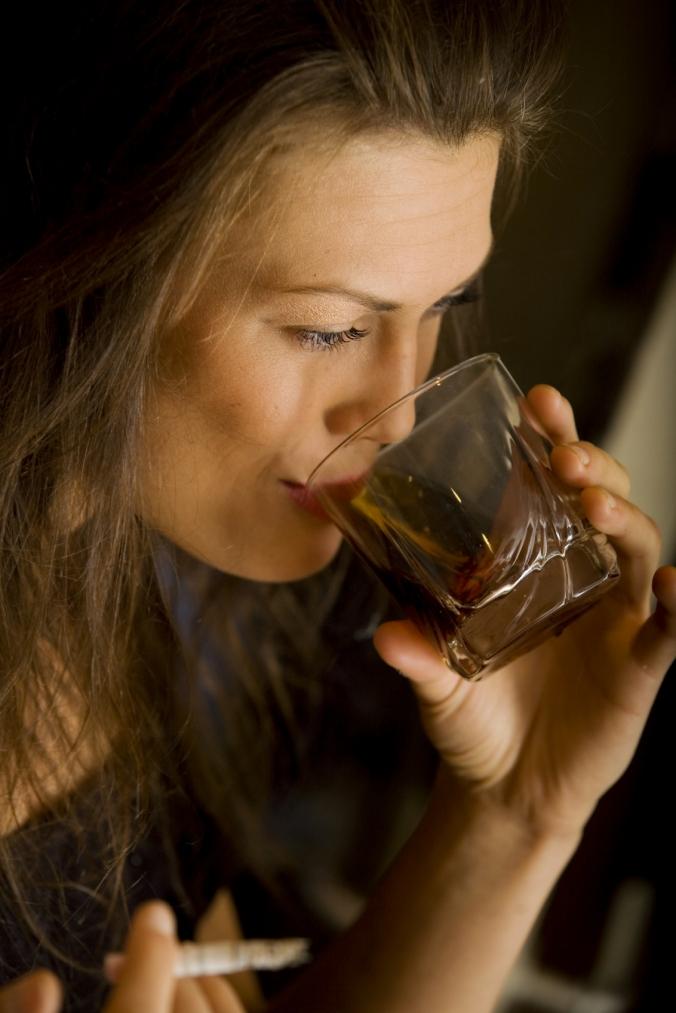 Clinica di corso di cura di alcolismo