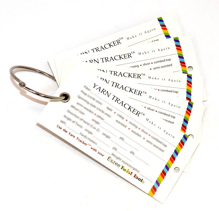 Yarn Tracker